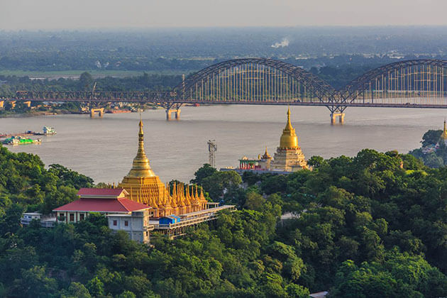 sagaing-great religious site to visit in10 days in Myanmar