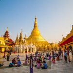 shwedagon pagoda-one of the most beautiful pagodas in Myanmar