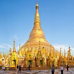 shwedagon pagoda - the landmark of yangon - myanmar tour 5 days