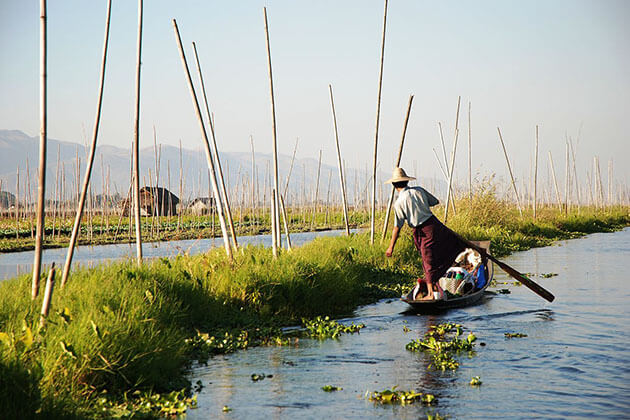 Inle Lake Weather in April