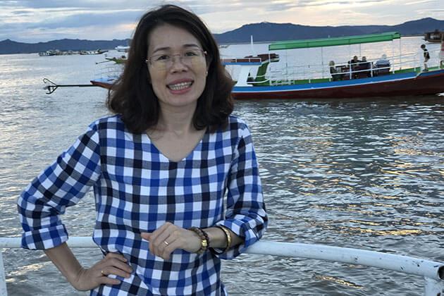 Ms Hana - Managing Director