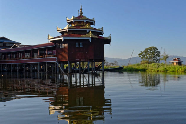 Inle Lake Weather in February