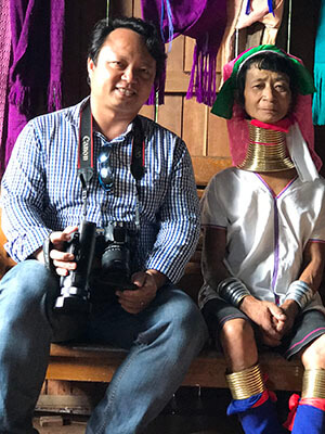 Henry Le - Go Myanmar Tours founder