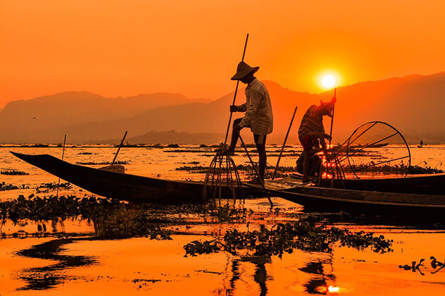 Inle Lake a natural heaven myanmar photography trip