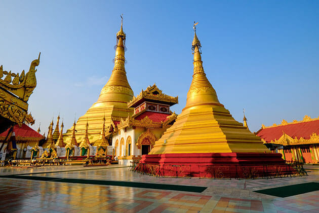 Kyaik Thanlan Pagoda