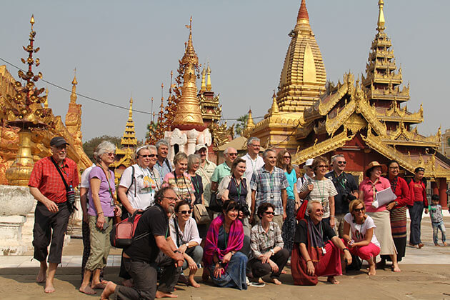 We Really Enjoy Our Time on This Burma Tour