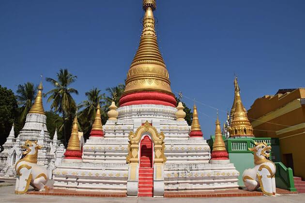 Shwegu Temple