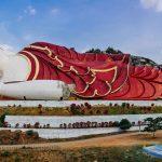 Win Sein Taw Ya giant buddha image