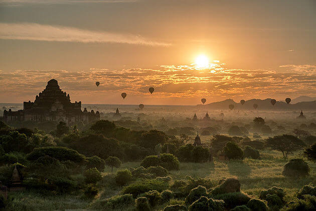 Bagan, Myanmar to be an Official UNESCO World Heritage Site