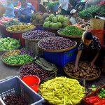local market in Moktaw