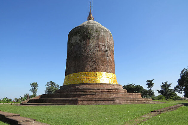 sri ksetra - the ancient capital of Pyu Kingdom