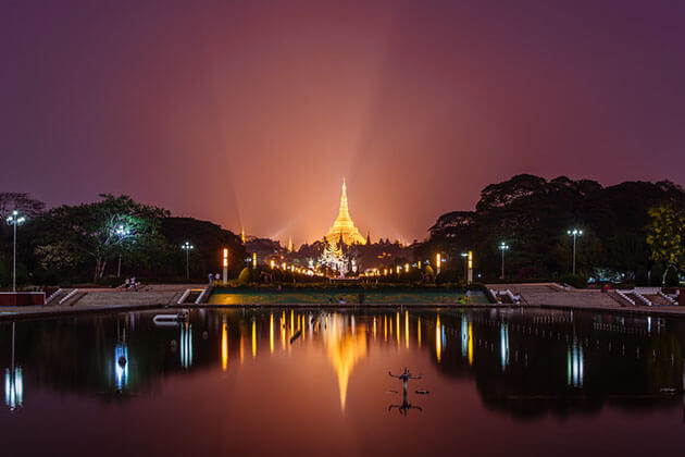 yangon - must-see destination in myanmar family holiday