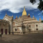 Ananda temple -a man made masterpiece of Bagan
