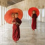 Burmese novice - splendid myanmar tour 4 days