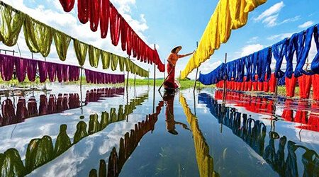 Colors of Myanmar tour