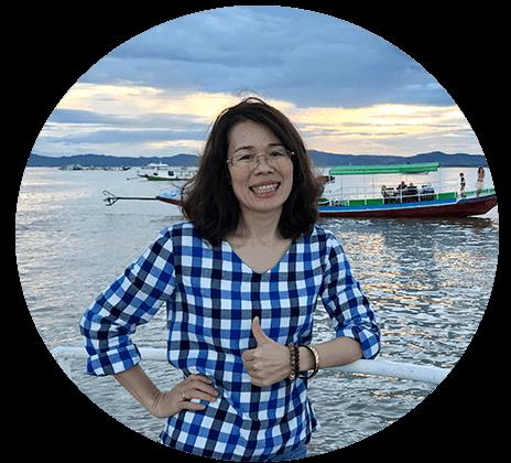 Hana Nguyen - Managing Director of Go Myanmar Tours