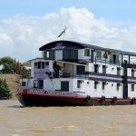 Irrawaddy princess II - Bagan Mandalay short excursion