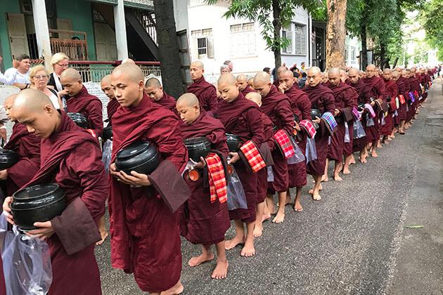 Mahagandayone monastery