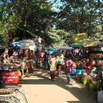 Maubin market