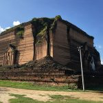 Mingun pagoda-the largest unfinished Buddhist temple in the world