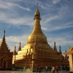 Myat-thalon Pagoda - the highlight of Magwe