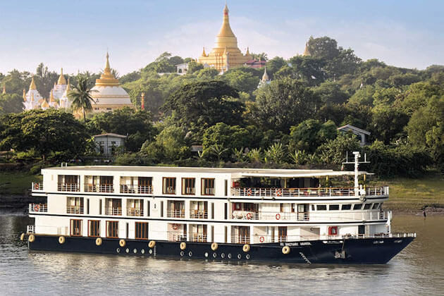 Exotic Myanmar – 12 Days