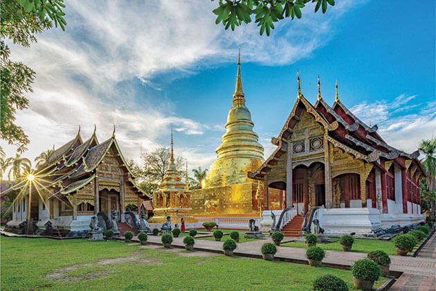 Panorama of Thailand & Myanmar – 21 days