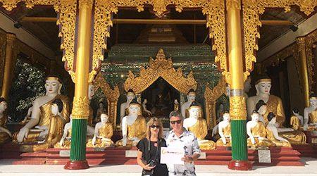 Wonderful Myanmar beach tour