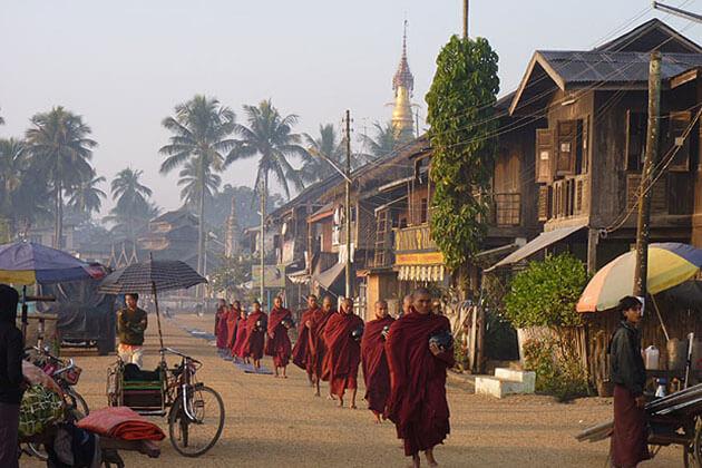 katha town