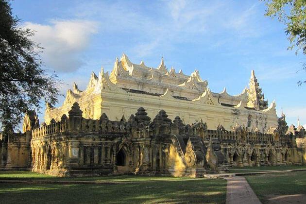Baha aungme bonza monastery