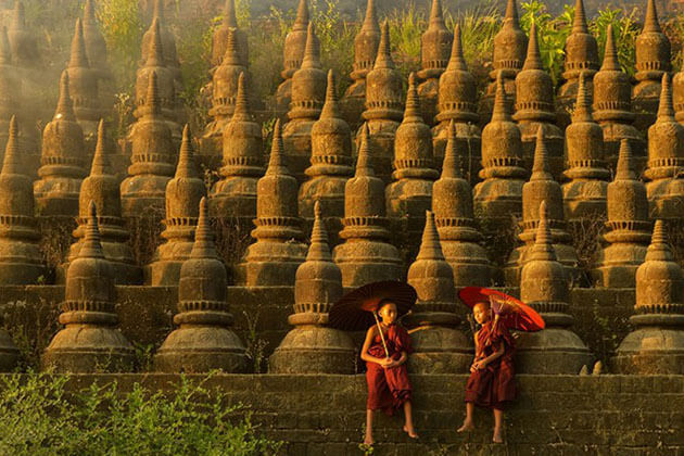 Mrauk U – The City of Legends | History, Attractions & Travel Guides