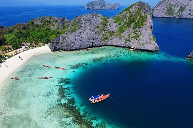 Myeik archipelago is a new treasure to visit in Myanmar vacation 2019 2020