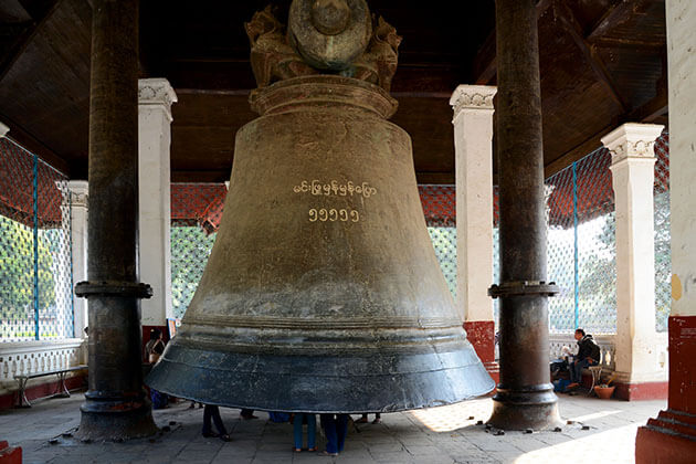 mingun bell in Mandalay is the second largest ringing bell in the worldmingun bell in Mandalay is the second largest ringing bell in the world