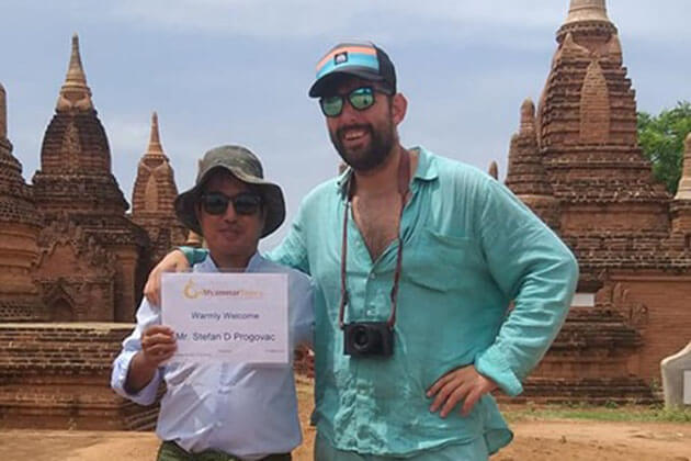 Feedback from Mr Stefan D Progovac on Customized Myanmar Trip 5 Days