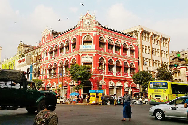yangon colonial buildings one of the best highlights in yangon tours