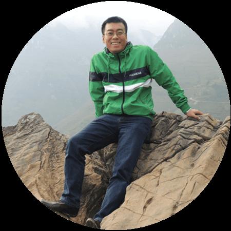 Hai Nguyen - Go Myanmar Tours Vice Director