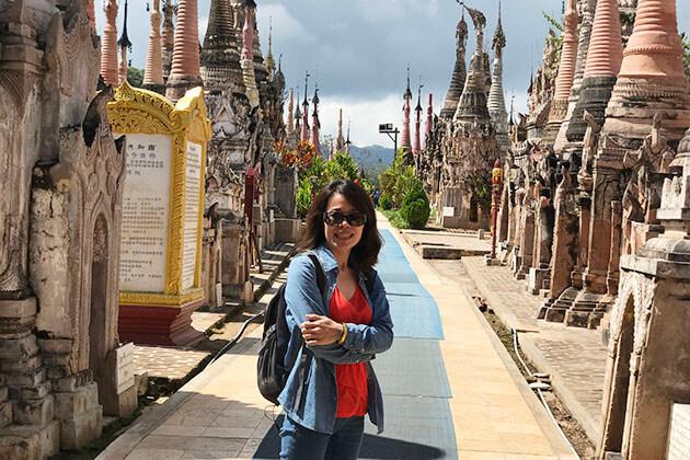 Ms Hana Nguyen - Go Myanmar Tours CEO