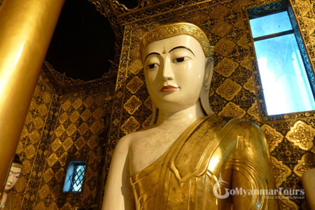 Myanmar day tours attractions