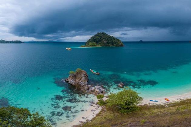 Myanmar laos tour to Myeik archipelago