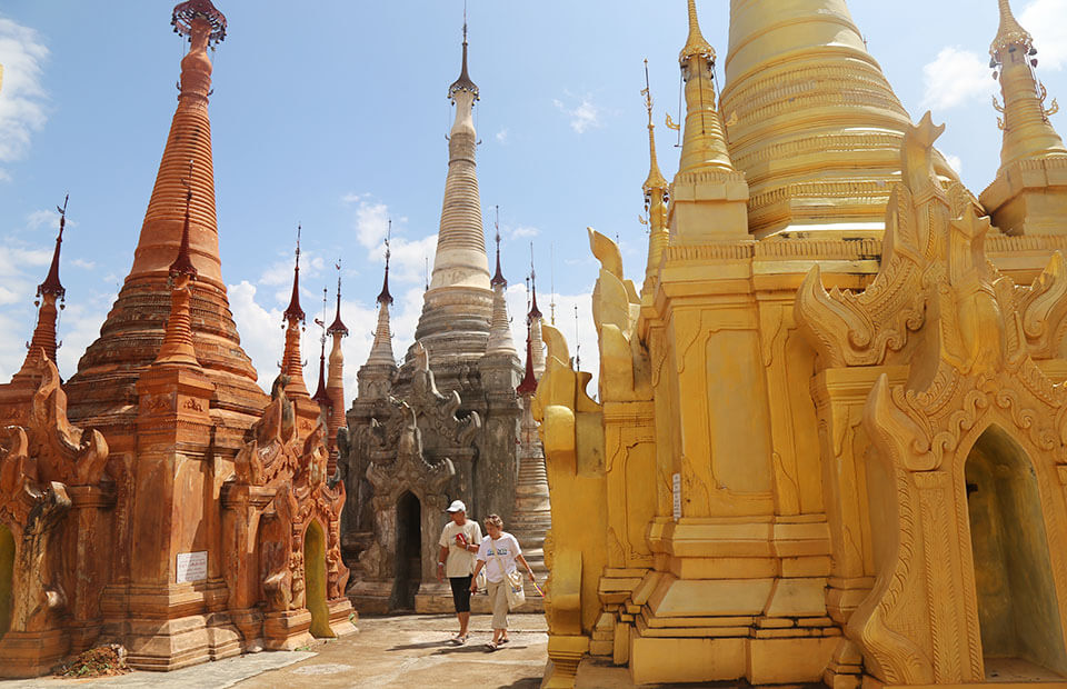 glittering pagodas and magnificent temples are the most highlights of Myanmar tours 2019 2020