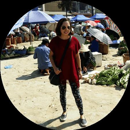 jeanny - Go Myanmar Tours DOS