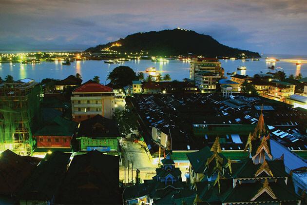 myeik city