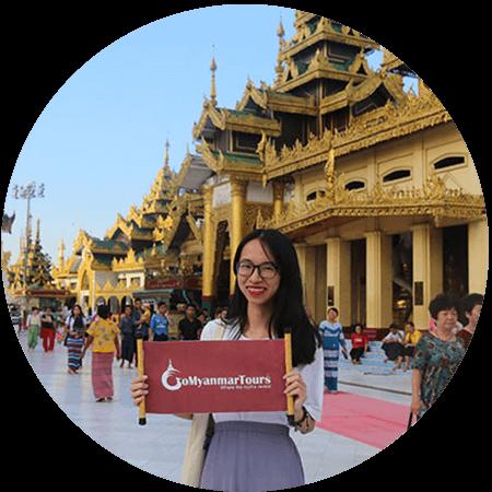 sophie - go myanmar tours travel expert