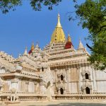 Ananda Temple - attraction for myanmar river cruise