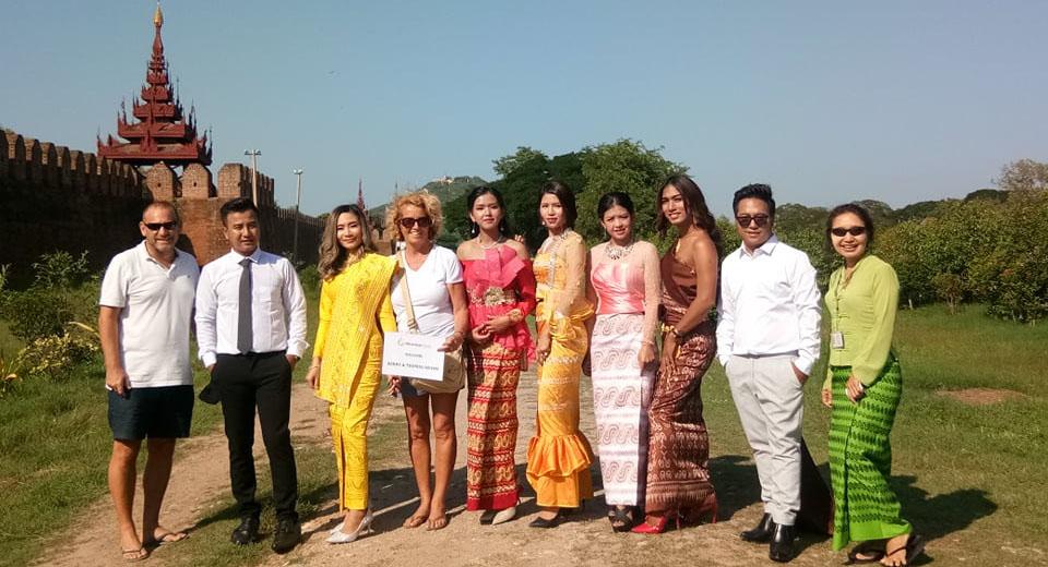 Go Myanmar Tours Vision