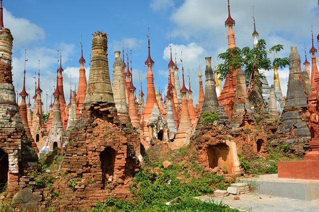 IndeinTemple - highlight of Myanmar culture tour