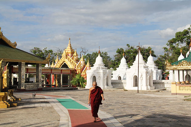 Kuthodaw Pagoda - the largest book in the world