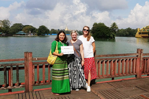 Specialized Knowledge Myanmar tour guide