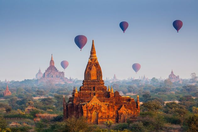 replan your trip to myanmar