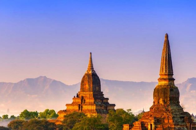 travel with confidence to myanmar